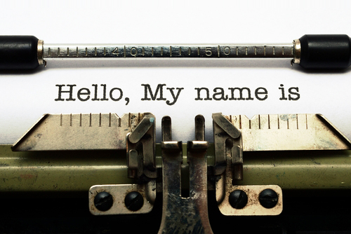 How to choose a screen name?